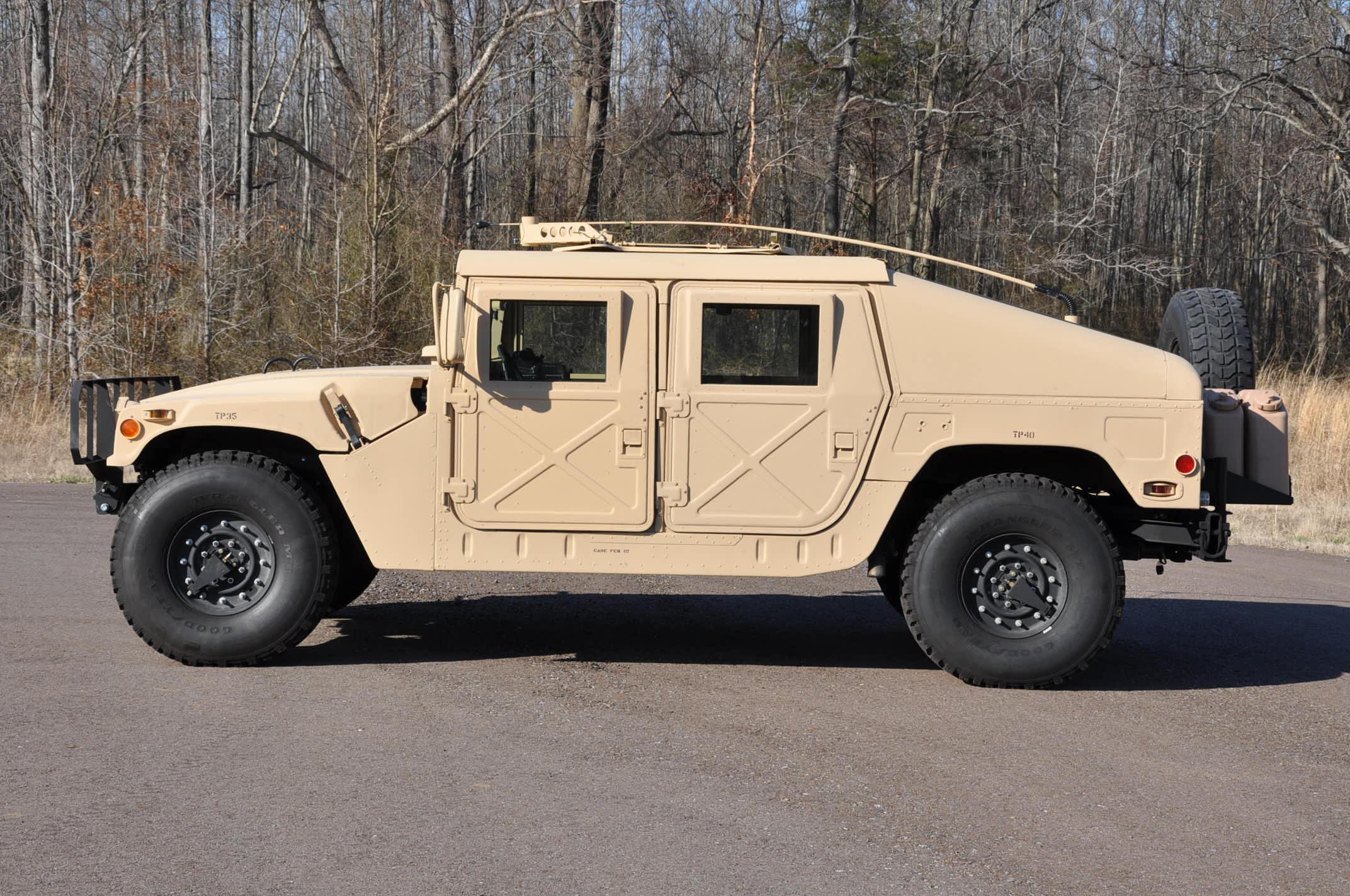 Used H1 | Custom H1, Humvee HMMWV Builds, Accessories & Galleries ...