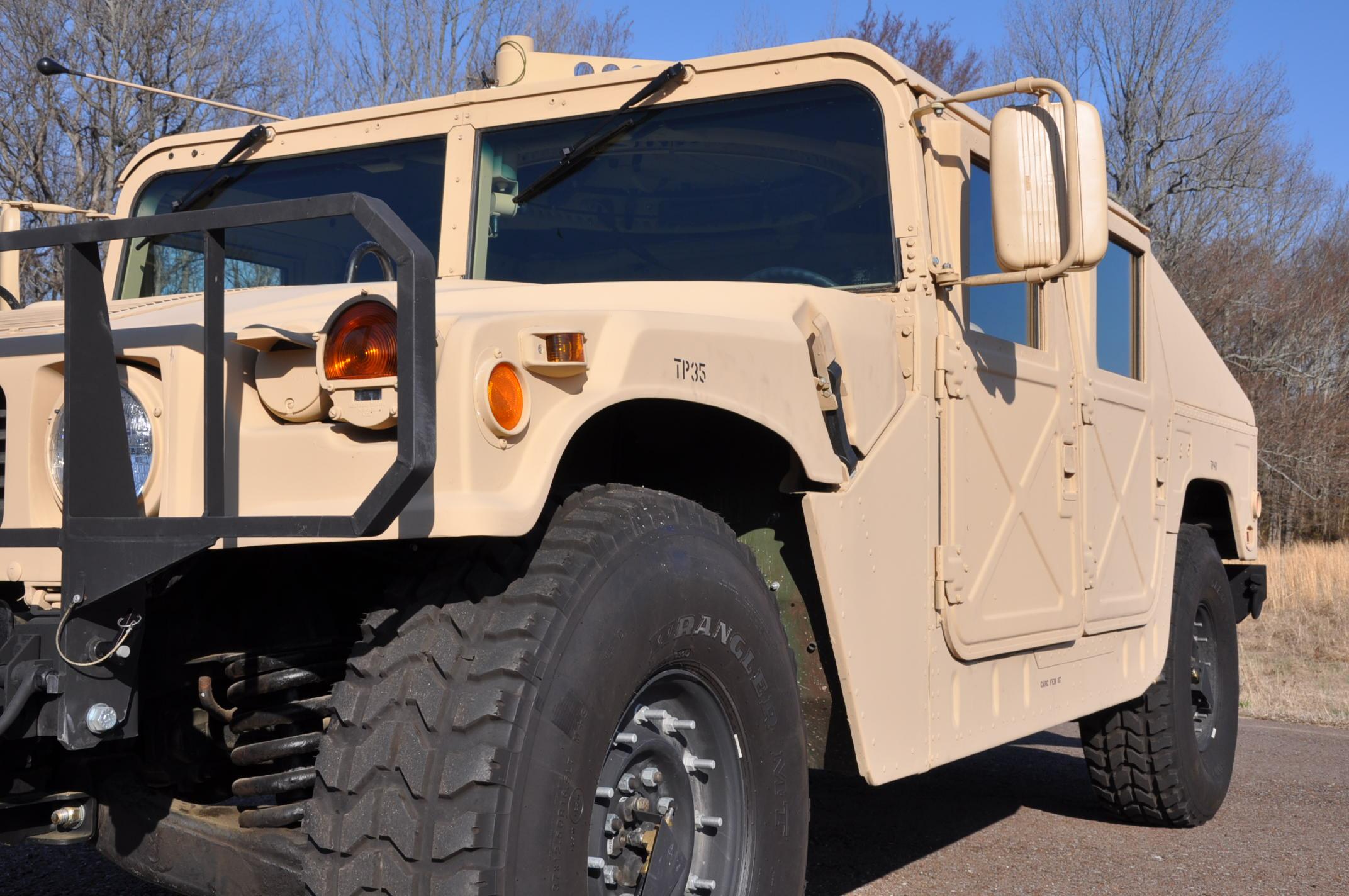 Used H1 Custom H1 Humvee Hmmwv Builds Accessories
