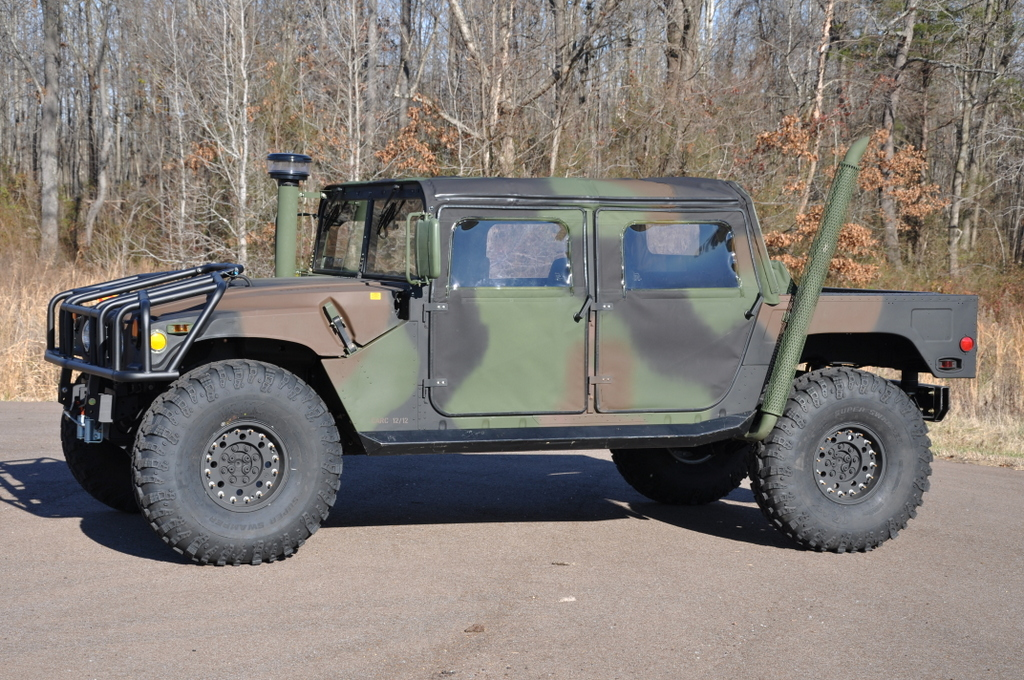 Armored Vehicles For Sale >> Used H1   Custom H1, Humvee HMMWV Builds, Accessories & Galleries » HMMWV M1123 *Enhanced*