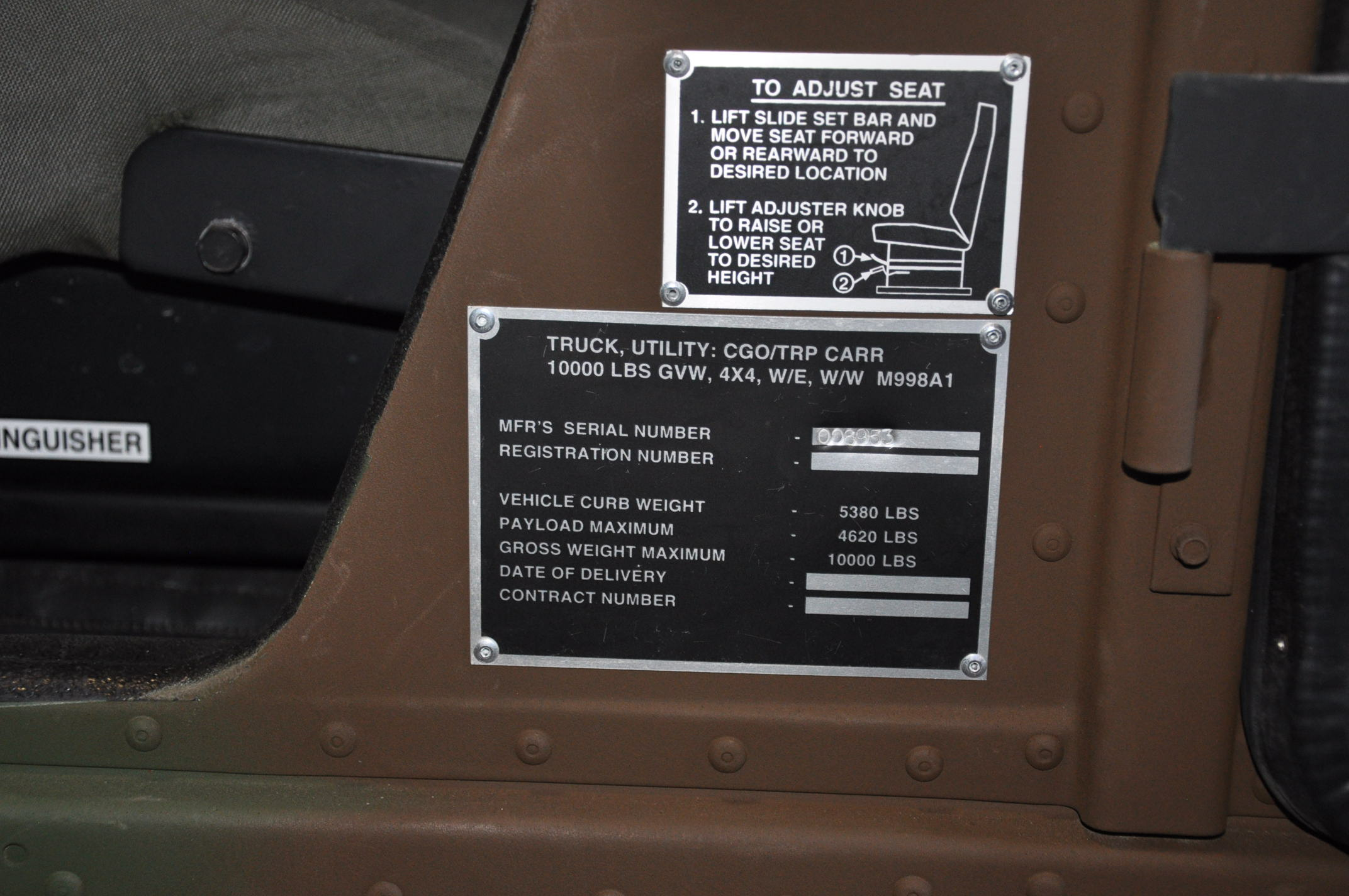 Military Vehicles For Sale >> Used H1 | Custom H1, Humvee HMMWV Builds, Accessories & Galleries » M1123 Enhanced HMMWV