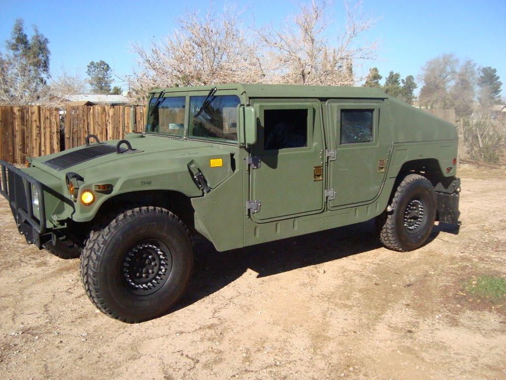 Used Humvee For Sale >> Used H1 | Custom H1, Humvee HMMWV Builds, Accessories & Galleries » HMMWV M1113 ECV $102,000