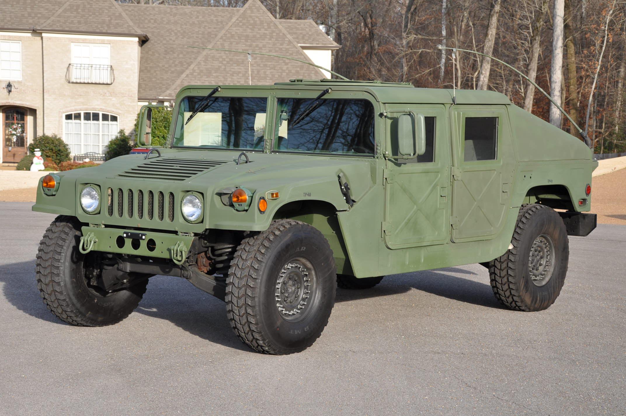 hmmwv m1025 hummer h1 humvee military army slantback vehicle custom variants builds humvees hmmwvs accessories defense dsc